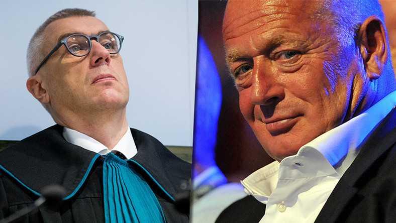 Konta bankowe Giertycha i Krauzego pod lupą prokuratury