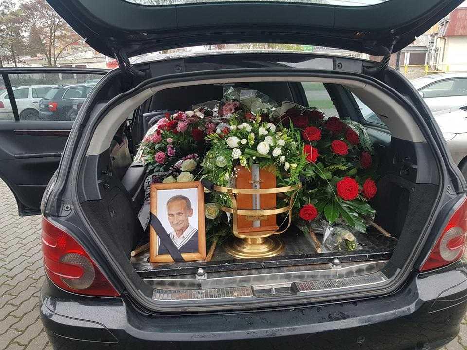 Ojciec Tomasza zmarł na COVID. Pogrzebu nie zapomni nigdy