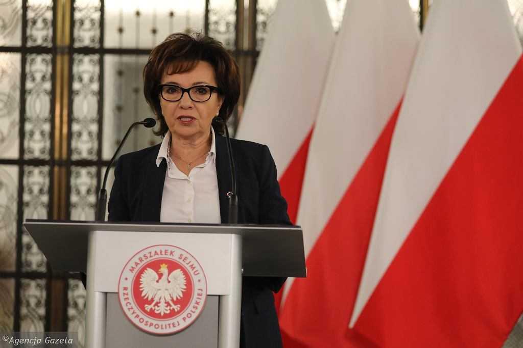 """Elżbieta Witek z nową funkcją w PiS. Wyznaczył ją Kaczyński. """"Gratulacje i powodzenia"""""""