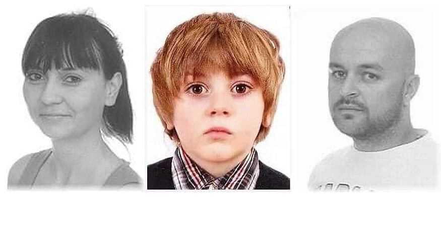 Poznań. Zaginęło małżeństwo z dzieckiem. Policja wraz z rodziną proszą o pomoc w poszukiwaniach