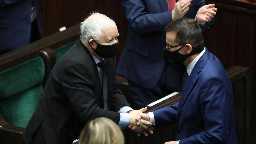 Jarosław Kaczyński o negocjacjach z UE: Może być zupełnie nieźle. Wierzę w premiera