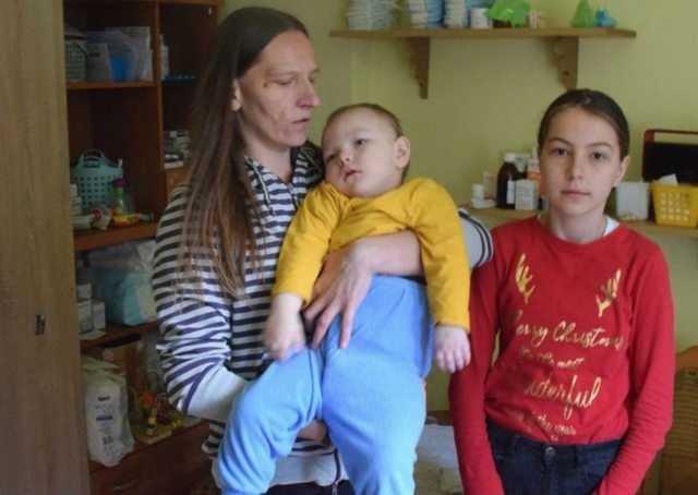 Rodzina niepełnosprawnych dostała 100 tysięcy złotych. W końcu zrobią remont