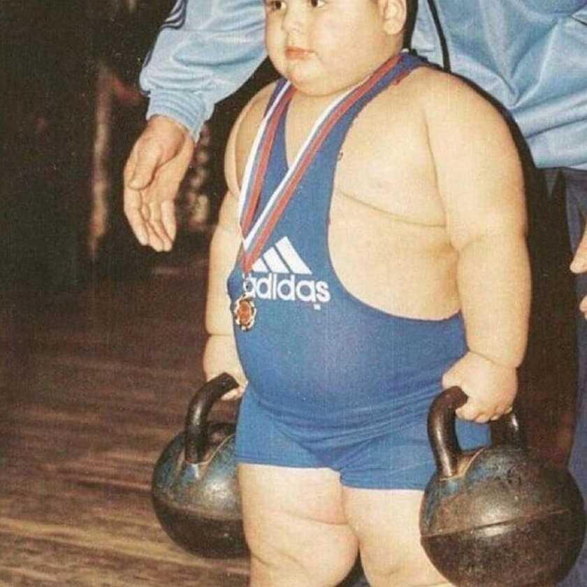 Nie żyje najcięższy chłopiec na świecie. Jak miał roczek ważył 12 kilogramów