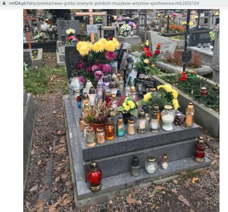 Zbigniew Wodecki zmarł 3 lata temu. Przykre zdjęcia jego grobu rozbijają serce na milion kawałków, łzy same napływają do oczu