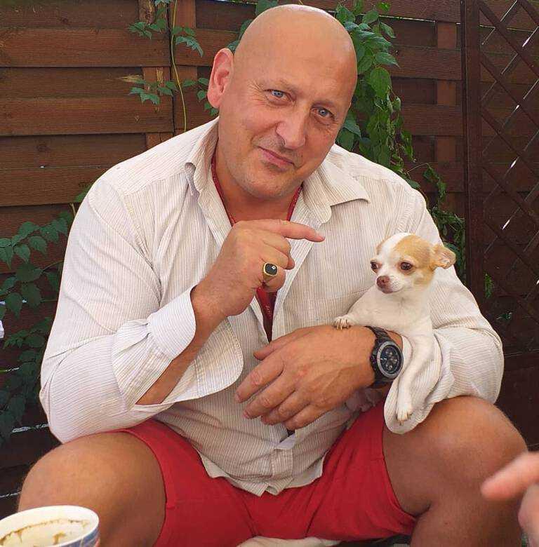 """Kim jest Jacek Wójcik? Cała prawda o bliskim przyjacielu Dagmary z """"Królowych życia"""""""