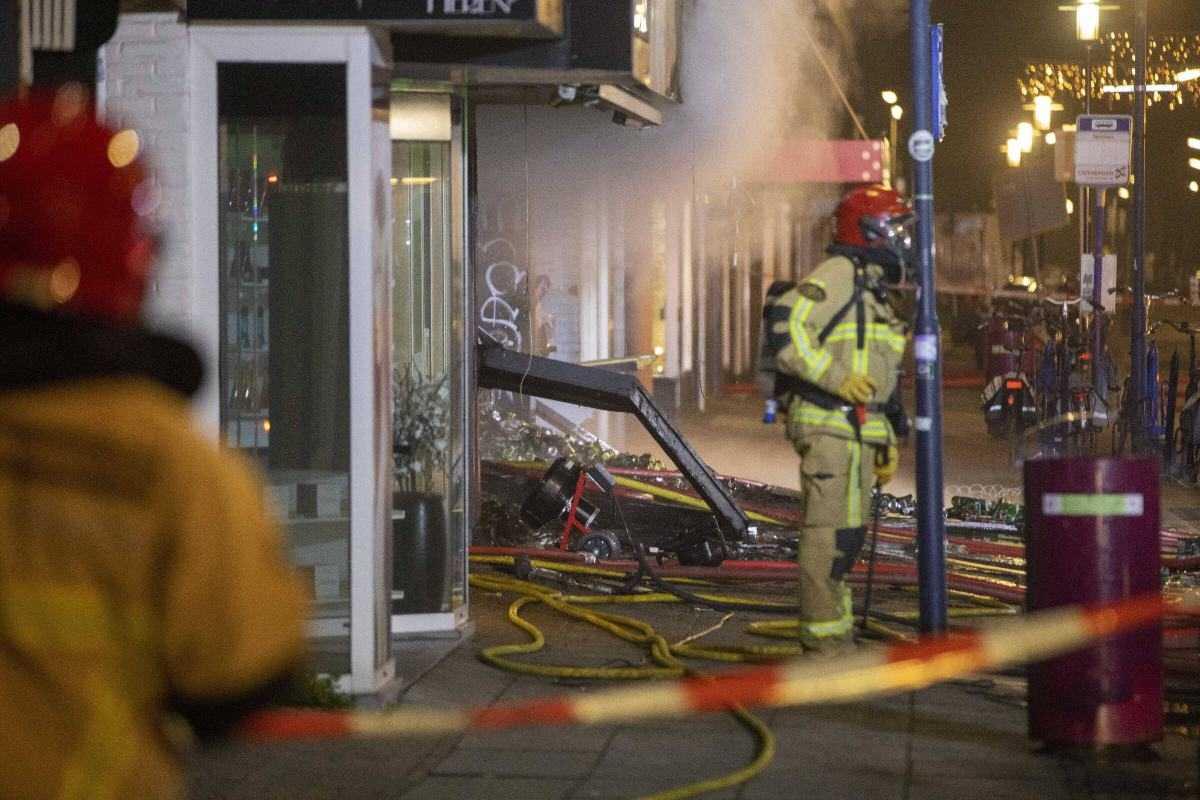 Kolejna eksplozja w polskim sklepie