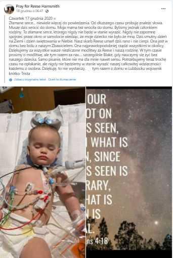 Miała zaledwie 1,5 roku, nie żyje. Do tragedii doprowadziła rzecz, którą każdy ma w swoim domu