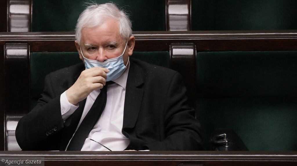 Głosowanie nad wotum nieufności dla Jarosława Kaczyńskiego odbędzie się w przyszłym tygodniu