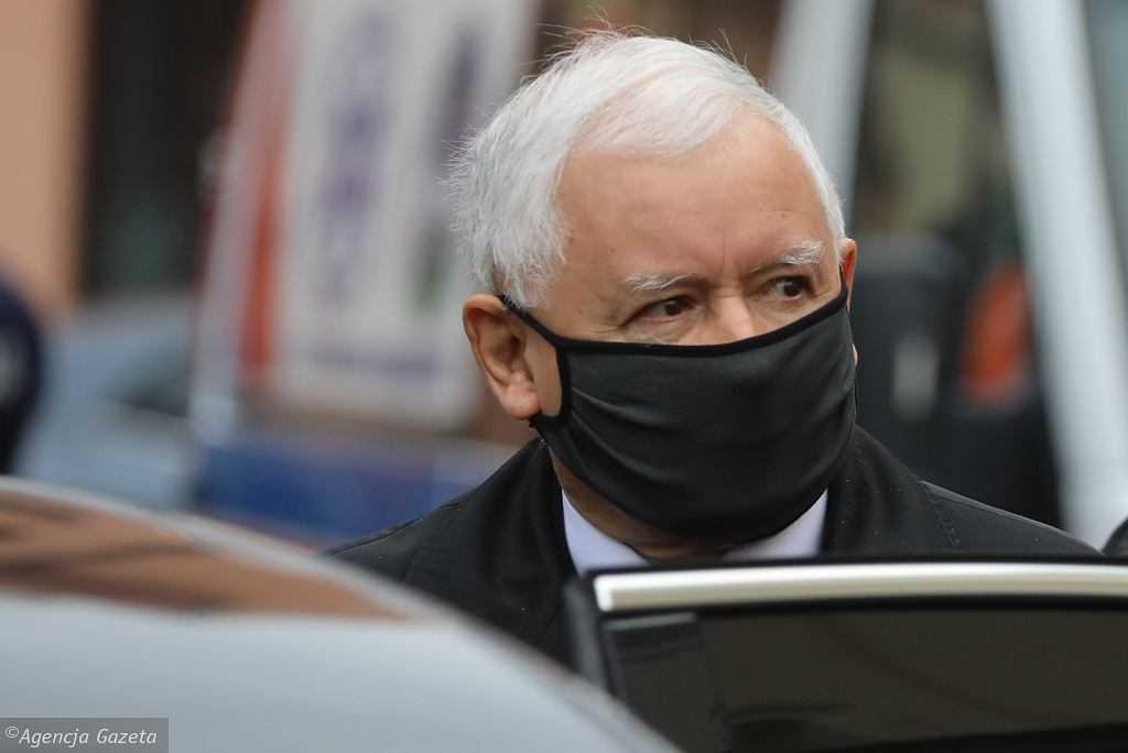 Jest decyzja starachowickiego sanepidu w sprawie mszy z udziałem Jarosława Kaczyńskiego