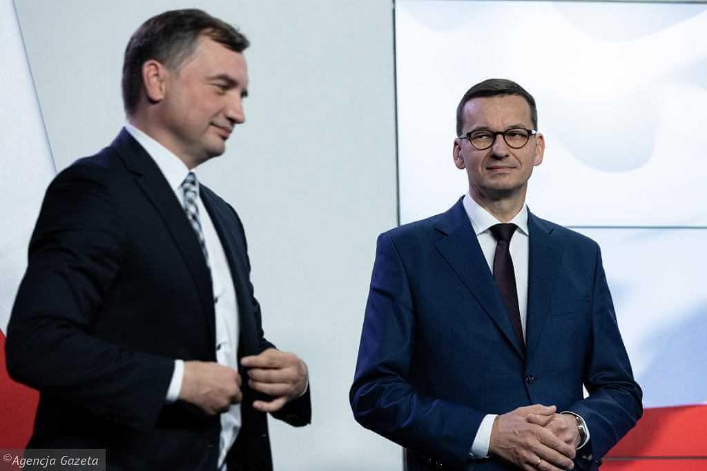 Holenderski parlament wezwał tamtejszy rząd do postawienia Polski przed Trybunałem Sprawiedliwości UE