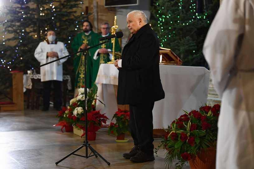 Jarosław Kaczyński: Zło atakuje nasz kraj, naszą ojczyznę, nasz naród