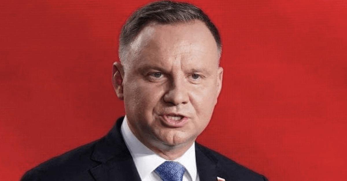 """Minister Dera: """"Niedługo może dojść do spotkania Andrzeja Dudy z Joe Bidenem"""""""