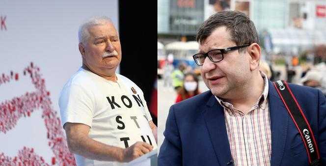 Wałęsa udzielił wsparcia Stonodze! Zaskakujące tłumaczenie, 200 tys. zł w tle