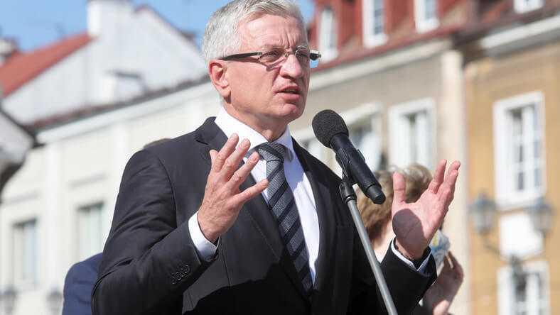 Jacek Jaśkowiak: w pierwszej kolejności zaszczepiłbym honorowych obywateli miasta