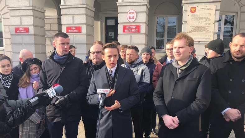 Krzysztof Bosak: to, co robi rząd, to bandytyzm wobec starannie wyselekcjonowanej grupy społeczeństwa