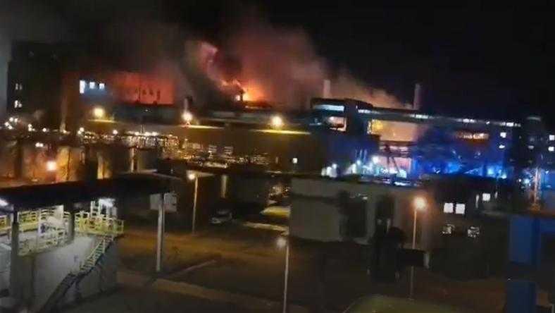 Wybuch w zakładach chemicznych w Oświęcimiu. Policja bada sprawę