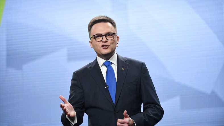 Hołownia o kulisach głosowania ws. FO: Minister Dworczyk proponował nam dwustronne rozmowy