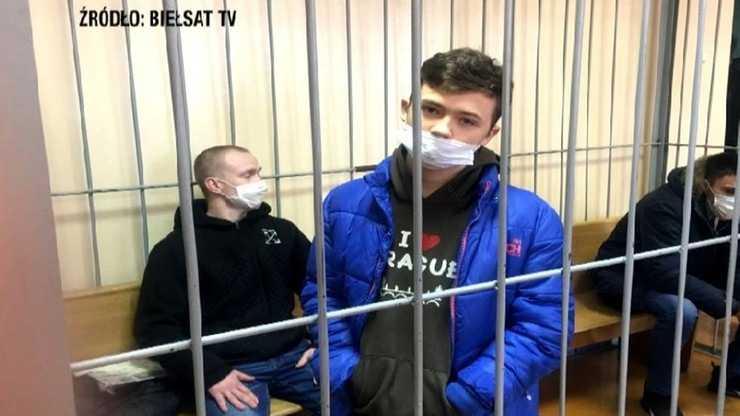 """Białoruś: Chory 16-latek skazany za """"przemoc wobec milicji"""""""