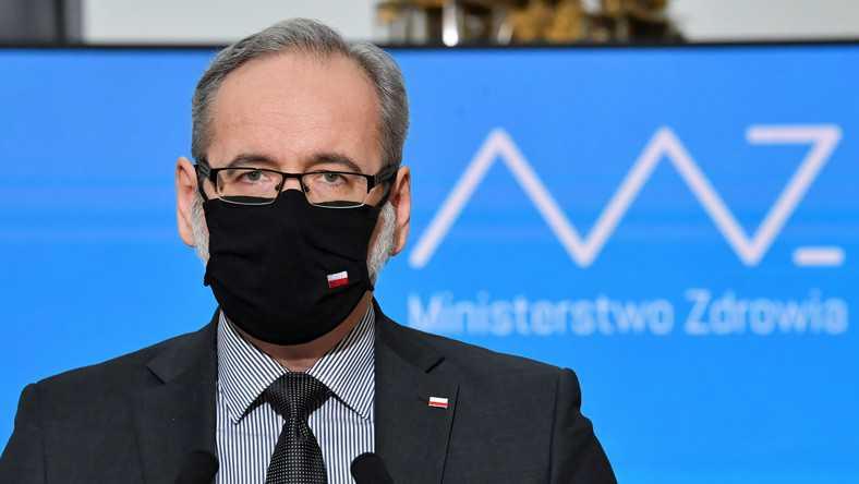 Minister zdrowia: pandemia pokazała, że personelu medycznego jest za mało