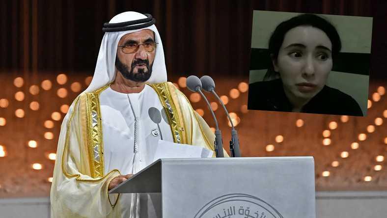 Księżniczka Latifa przetrzymywana przez ojca w willi. Nagrania, które wstrząsnęły światem