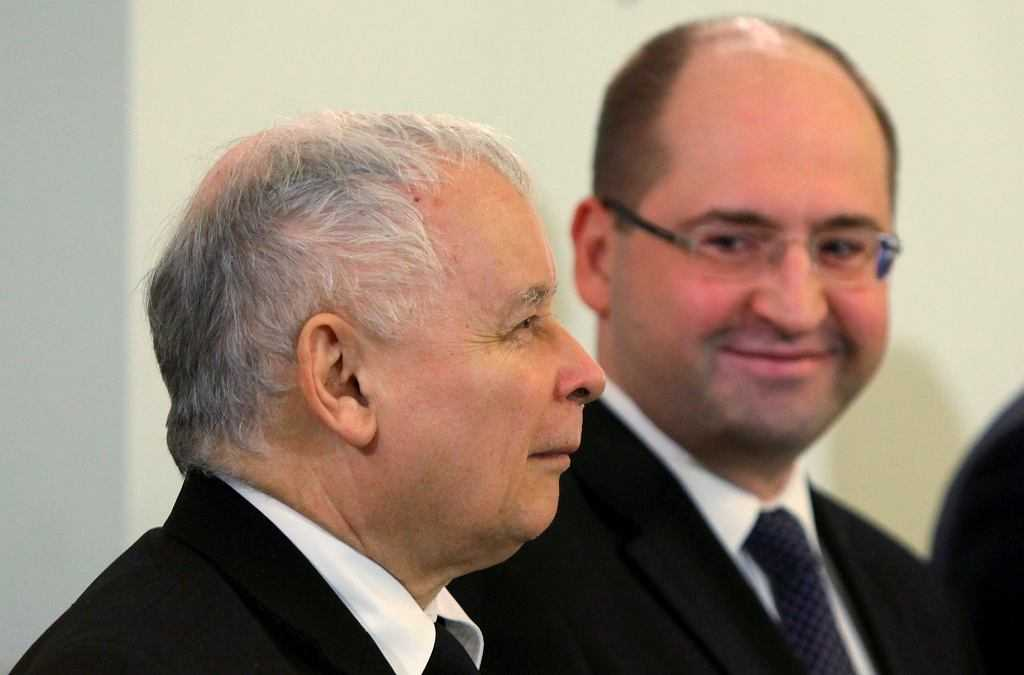 Bielan o sporze w Porozumieniu: Nie przychodzę do Kaczyńskiego, żeby wypłakać mu się w rękaw
