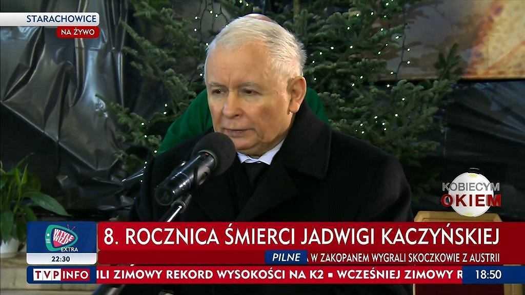 Jarosław Kaczyński bez maseczki podczas mszy. Sanepid nie może doczekać się wyjaśnień