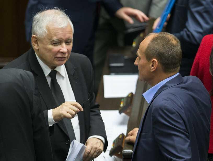 Spotkanie Jarosława Kaczyńskiego z Pawłem Kukizem