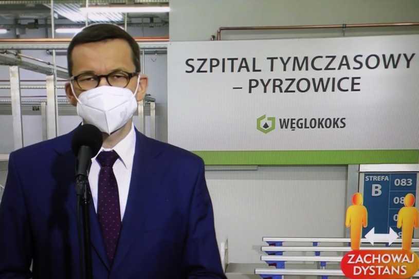 Mateusz Morawiecki: W czwartek zaprezentujemy kolejne obostrzenia