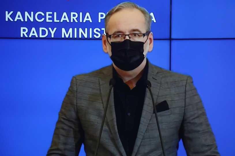Konferencja ministra zdrowia. Rząd reaguje na propozycje PO