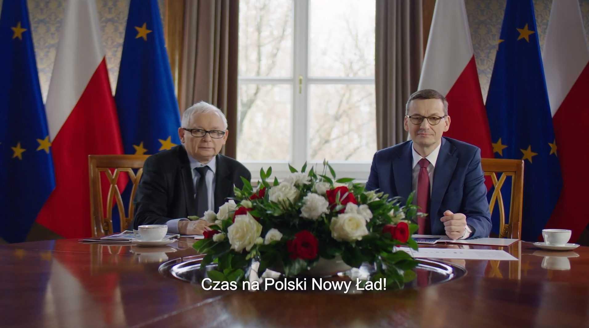 Nowy Ład według PiS. Start 20 marca