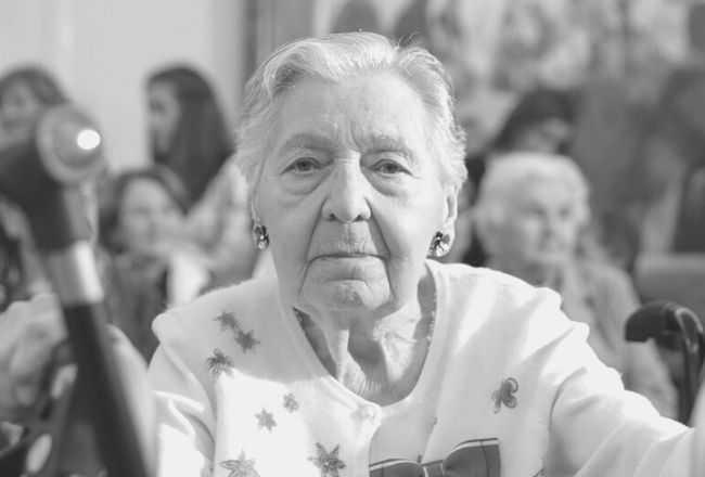 Nie żyje Anna Koźmińska - najstarsza Sprawiedliwa wśród Narodów Świata
