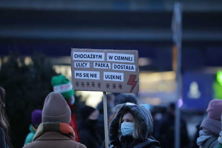 Warszawa totalnie zablokowana przez kobiety. Zrobiły tak, jak zapowiadały!