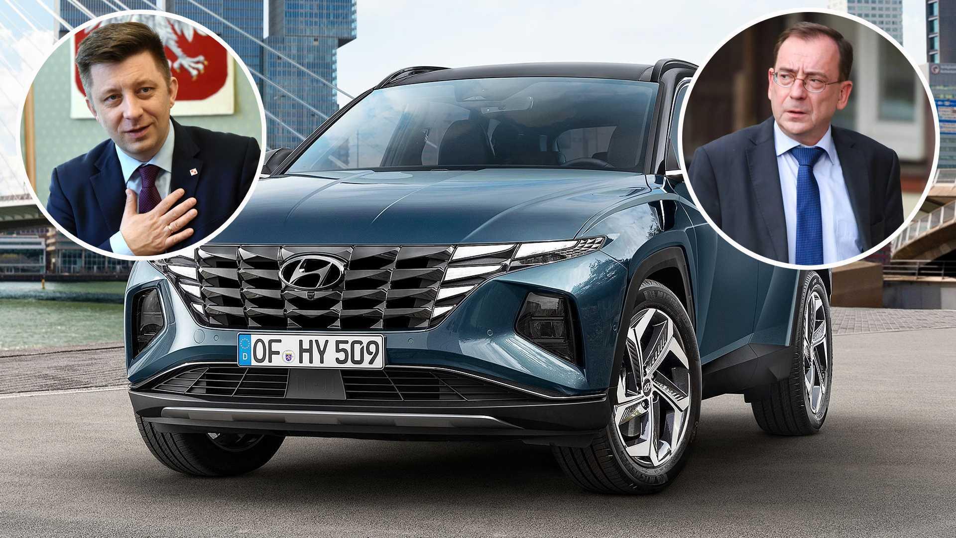 Władza kupuje nowe samochody za 36 mln zł. To prawdziwe Bizancjum