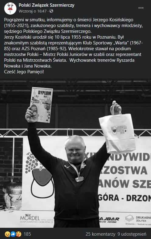 Tragiczne wieści obiegły Polskę. Nie żyje Jerzy Kosiński