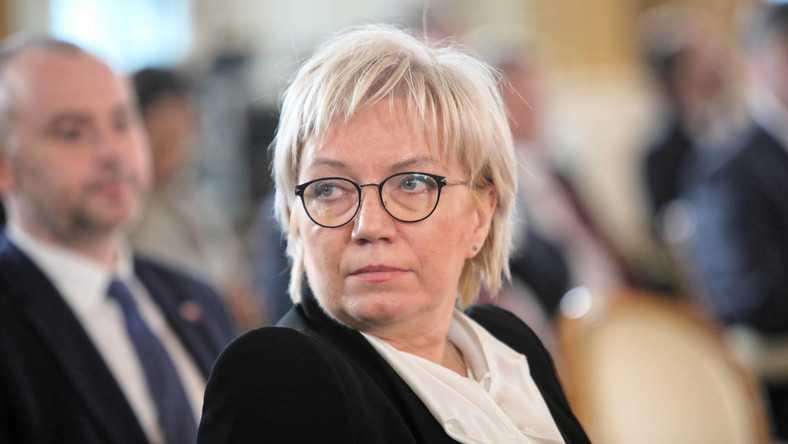 Prezes TK Julia Przyłębska otrzymała nagrodę za wyrok w sprawie aborcji