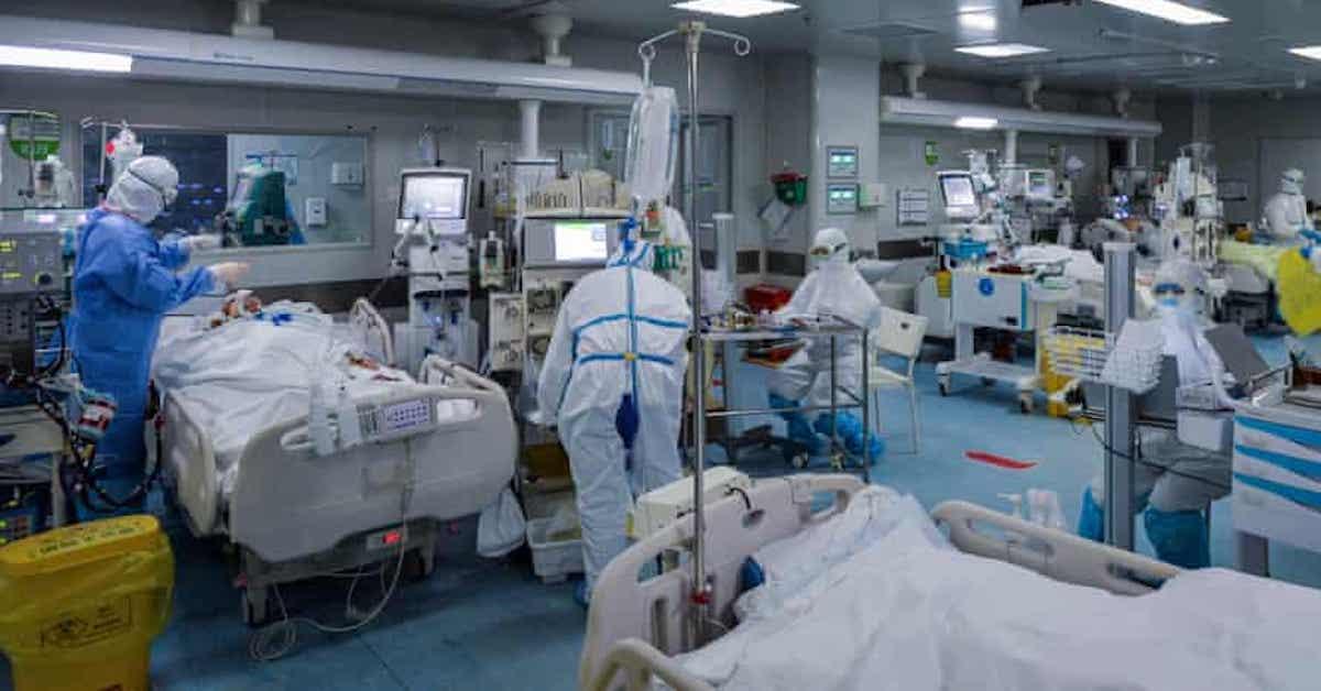 Groźny objaw koronawirusa, z którym do tej pory lekarze nie mieli do czynienia
