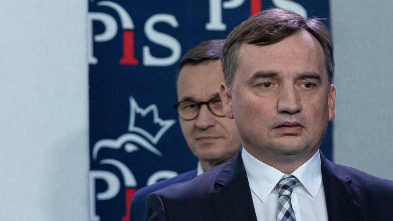 Ziobro uderza w Morawieckiego: przekonuje do polityki, która rozmija się z naszym programem