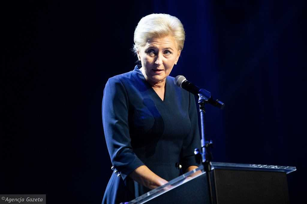 Rzecznik Praw Dziecka o działaniach Agaty Dudy. Co zaproponowała pierwsza dama?