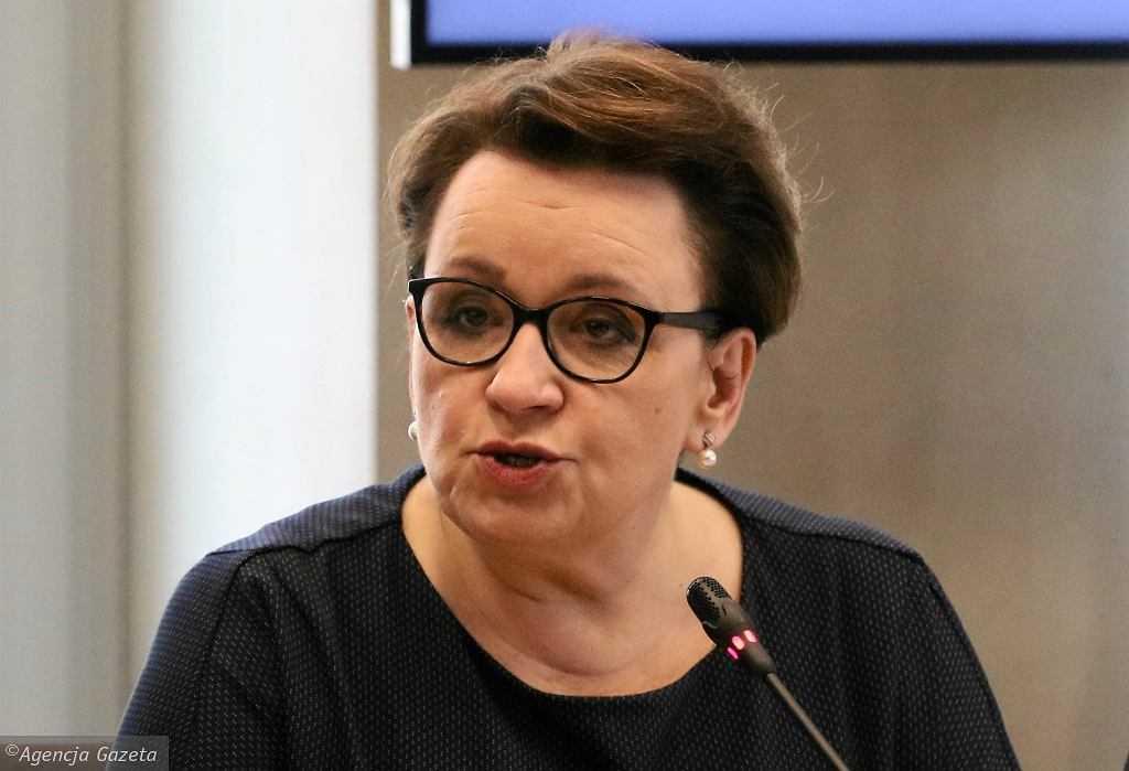 Anna Zalewska o decyzji rządu ws. kolejności szczepień: Nie rozumiem, dlaczego to się wydarzyło