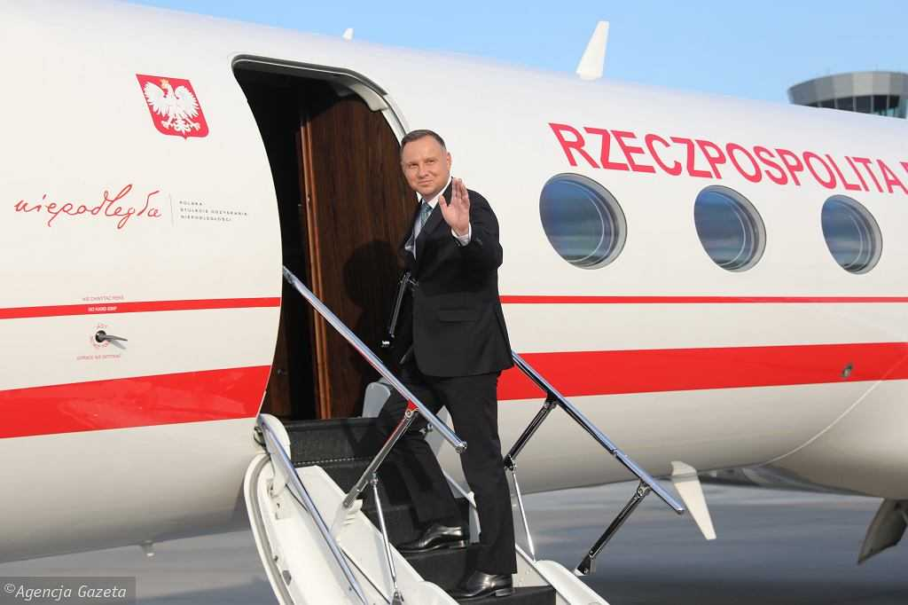 Media: Prywatne loty Andrzeja Dudy miały kosztować podatników nawet 700 tys. zł. A to nie wszystko