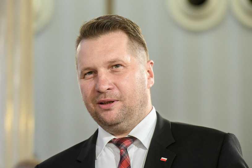 Przemysław Czarnek wskazuje przedmiot, który będzie priorytetem w nowym roku szkolnym