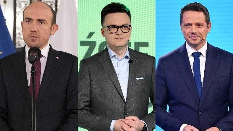 Kto jest liderem opozycji? Nowy sondaż