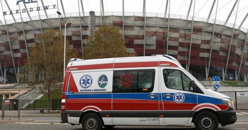 Łukasz Szumowski pomaga w Szpitalu Narodowym. Ma nowe bardzo ważne zadanie