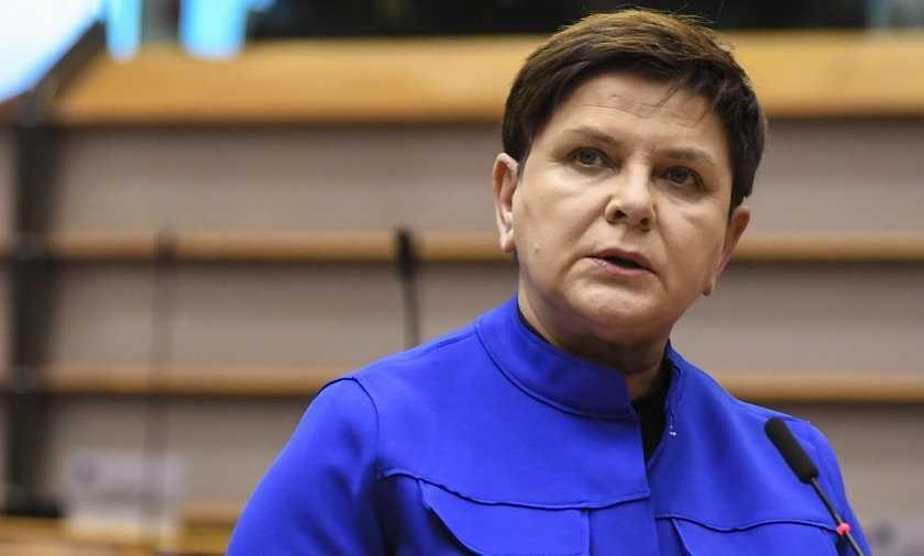 Zamieszanie wokół Rady Muzeum Auschwitz-Birkenau. Kilka osób zrezygnowało po powołaniu w jej skład Beaty Szydło. Minister broni swojej decyzji