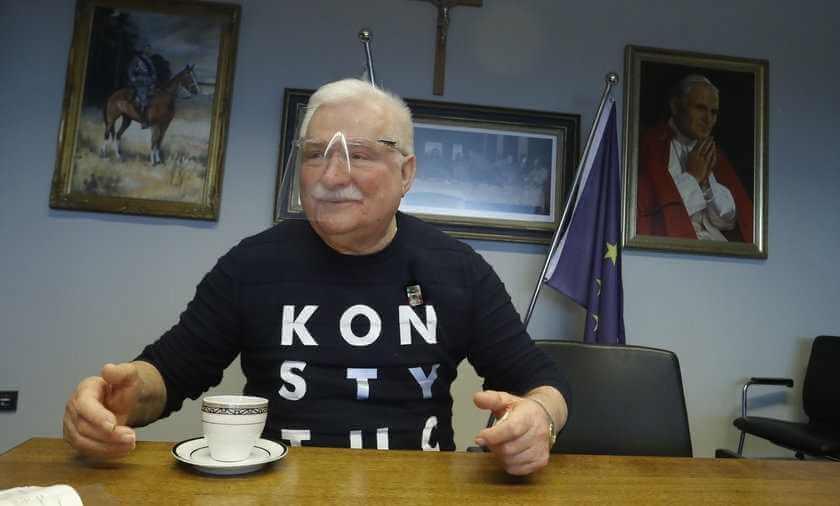 """Tak ma wyglądać pogrzeb Lecha Wałęsy. """"Bali się mi o tym powiedzieć"""". Były prezydent postawił jednak warunek..."""