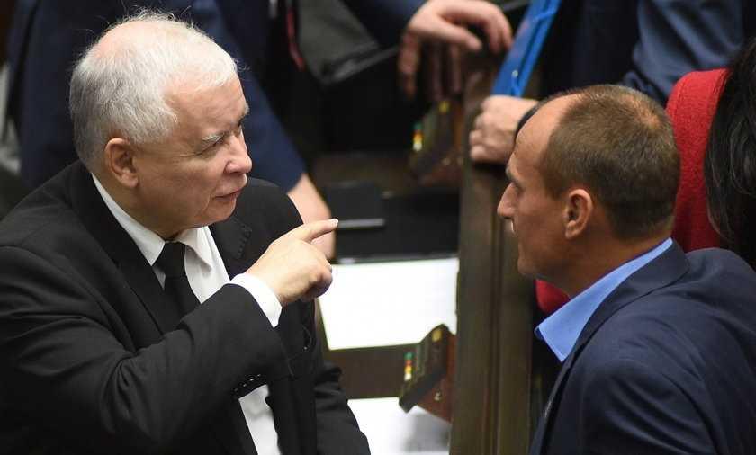 """Spotkanie Kukiza z Kaczyńskim. Będzie układ coś za coś? Jeden chce """"Nowego Ładu"""", a drugi referendów"""