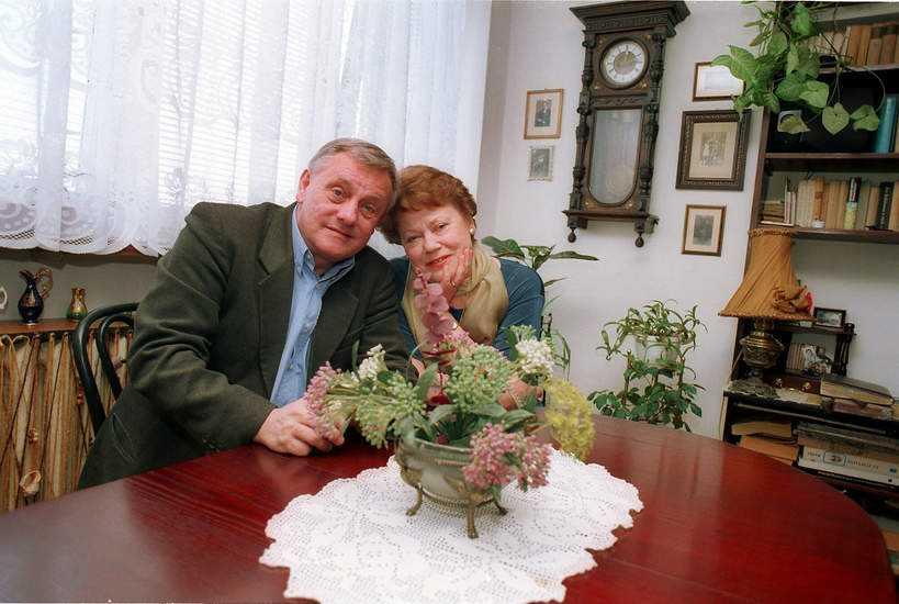 Niezwykła historia miłości Ewy Wawrzoń i Janusza Bukowskiego. Kiedy myśleli, że najgorsze już za nimi... doszło do tragedii