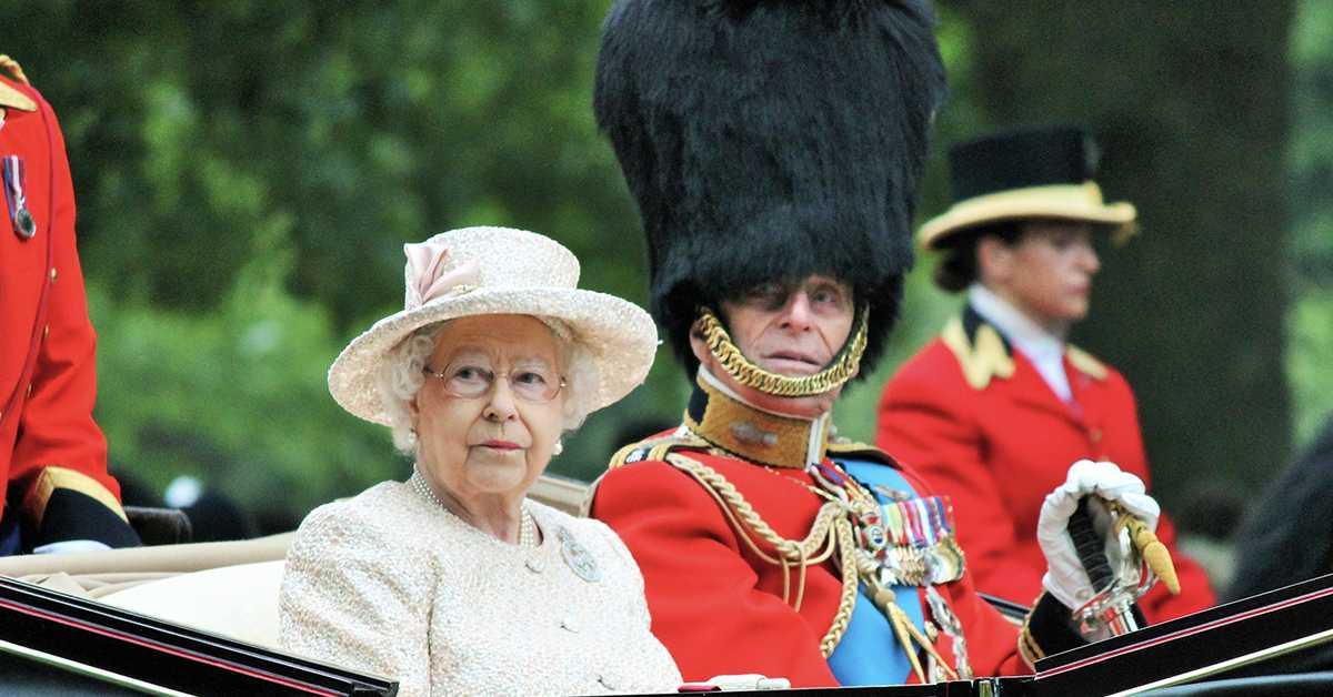 Słowa królowej Elżbiety po śmierci księcia Filipa są naprawdę bolesne