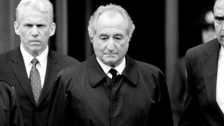 Nie żyje Bernard Madoff