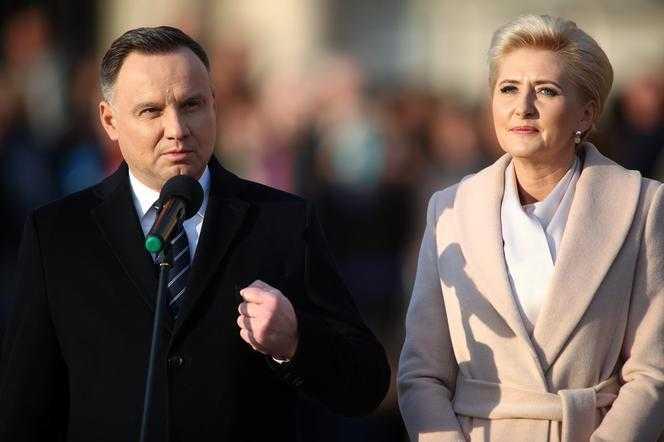 Agata Duda miała pretensję do męża. Pierwsza dama nie będzie zadowolona, że to rozpowiada!